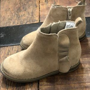 Gap Faux Suede Booties